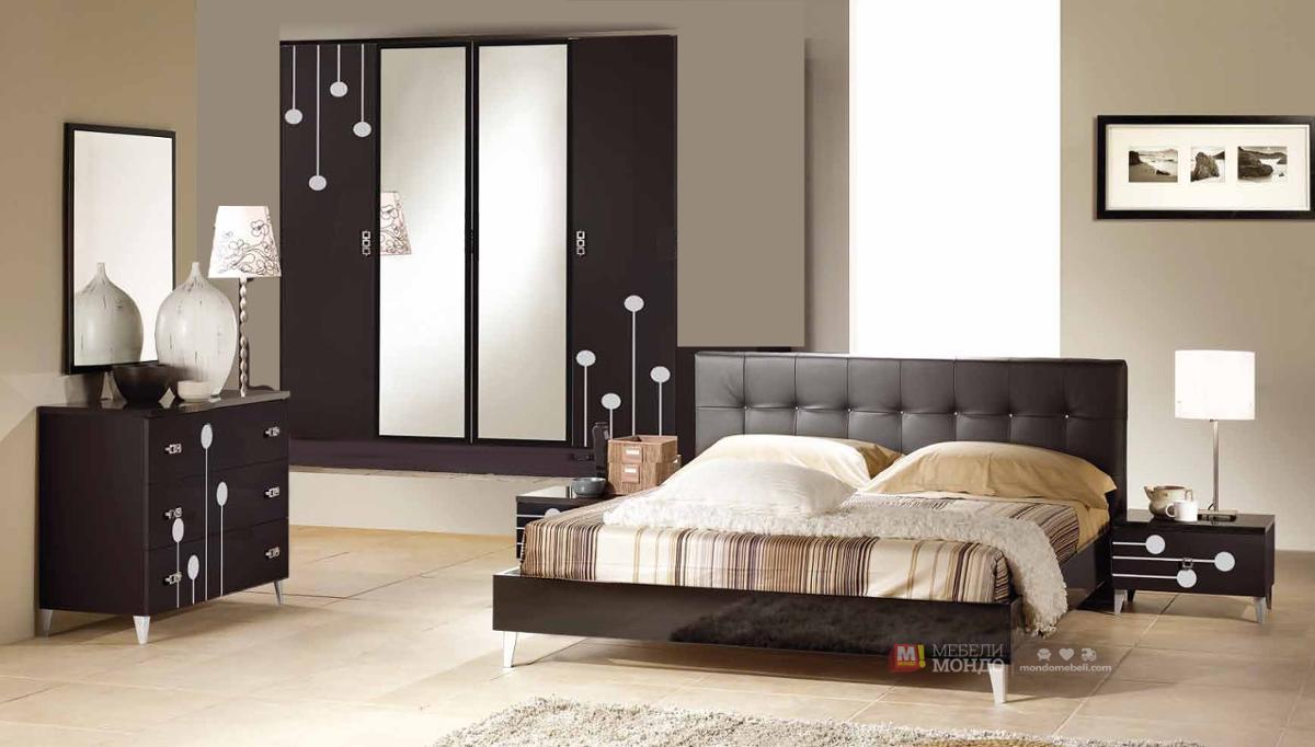 спален комплект невада 53165 на топ цени мебели мондо